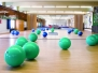 Salón deportivo