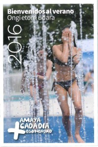 portada folleto verano