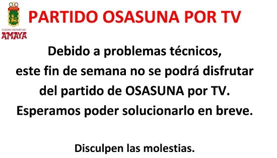 Microsoft Word - PARTIDO OSASUNA POR TV
